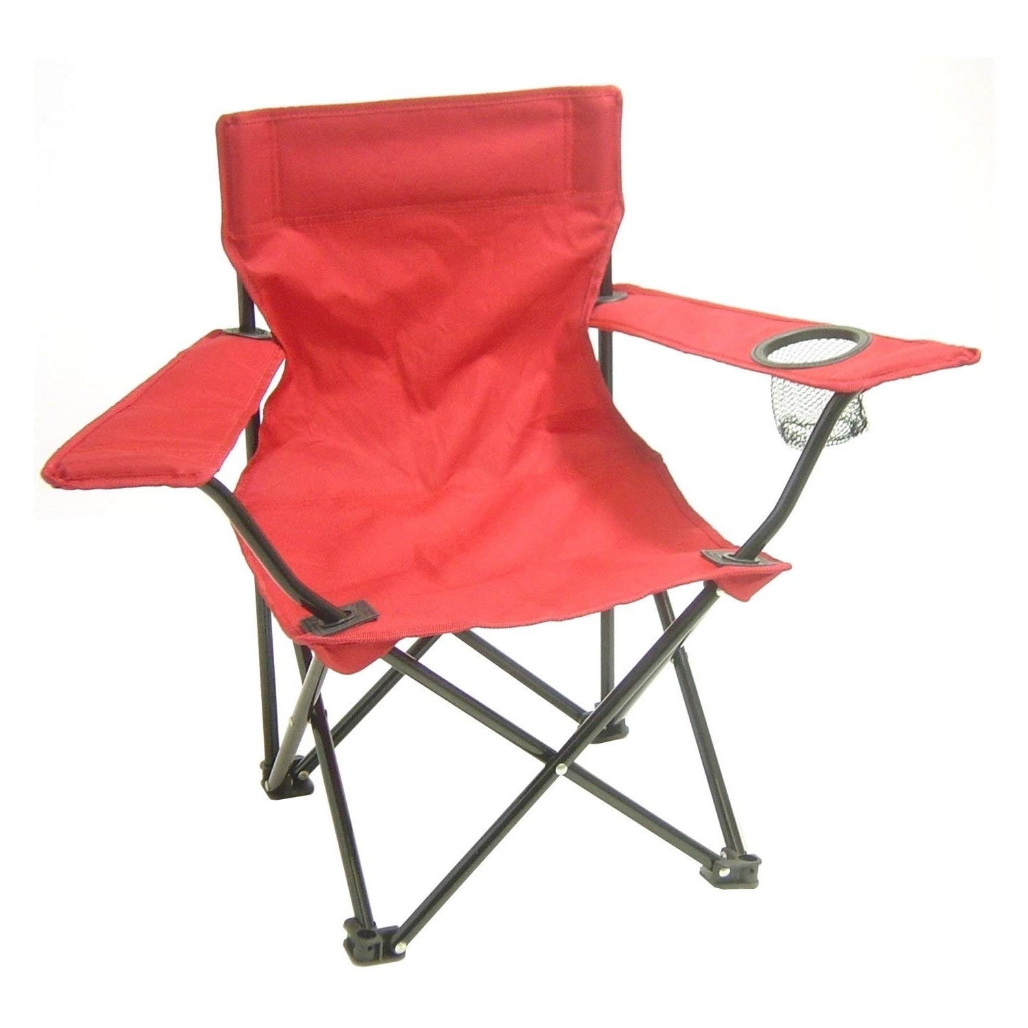 Amazon: Redmon For Kids, Kids Folding Camp Chair, Red: Baby Throughout Trendy Alexa Firecracker Side Chairs (View 11 of 20)