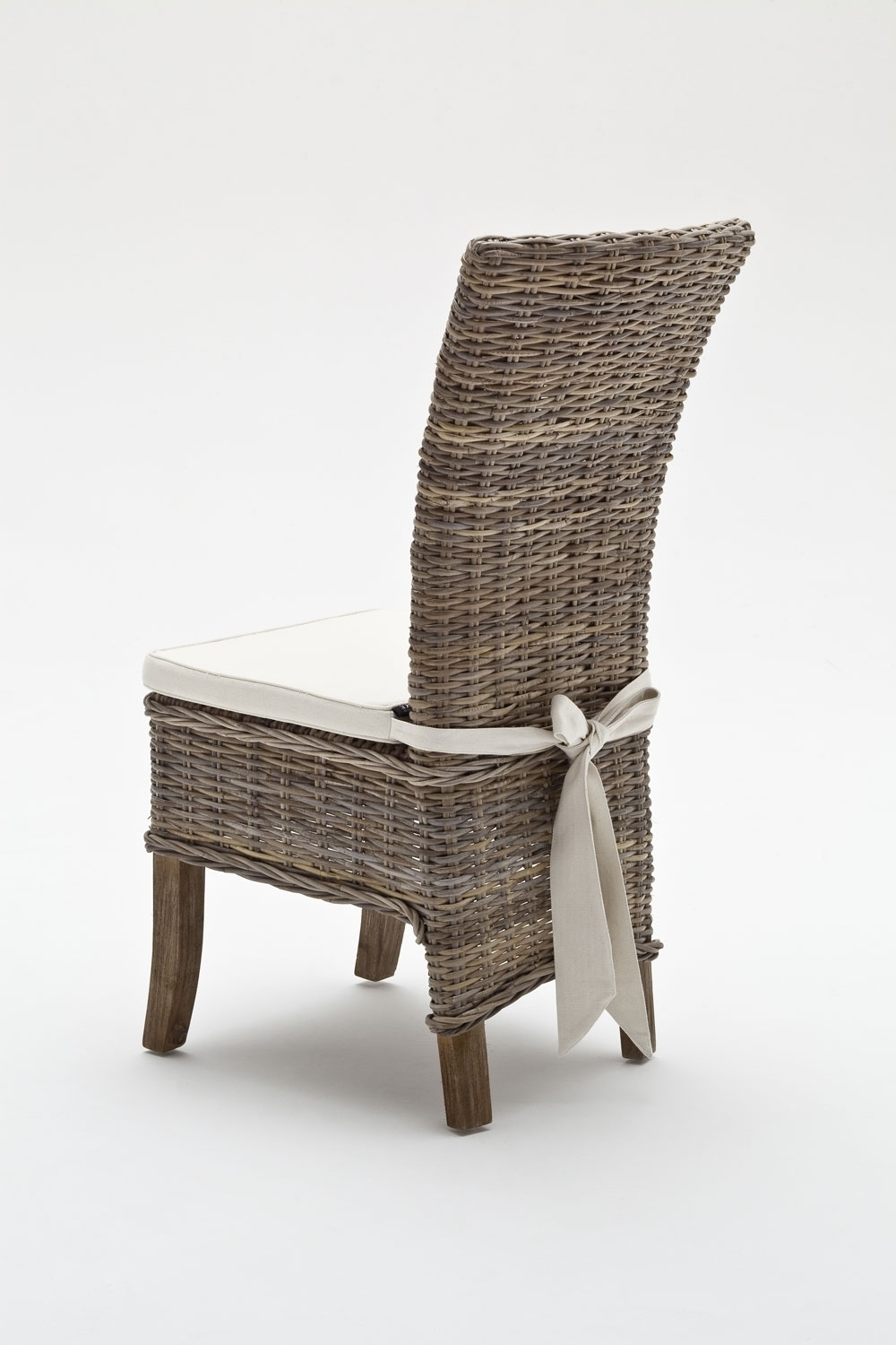 Banana Leaf Chairs With Cushion For Well Known Wicker Chair Cushions – Lisaasmith (View 3 of 20)