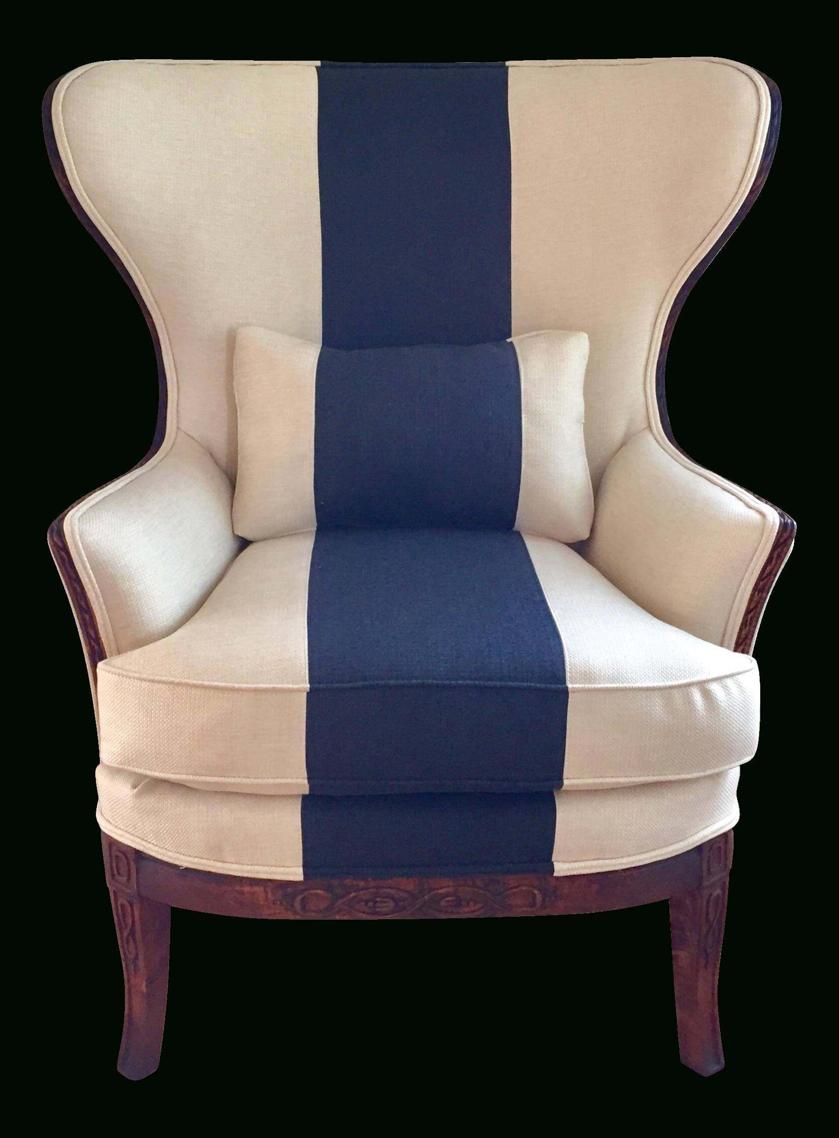 Beach/nautical/water Side Design In Well Known Nautical Blue Side Chairs (View 2 of 20)