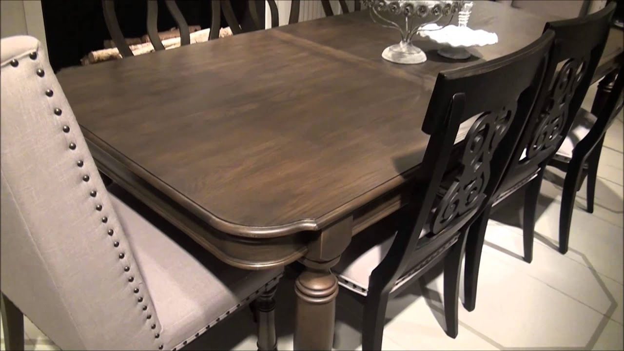 Belmeade Rectangular Dining Tableriverside Furniture (View 2 of 20)