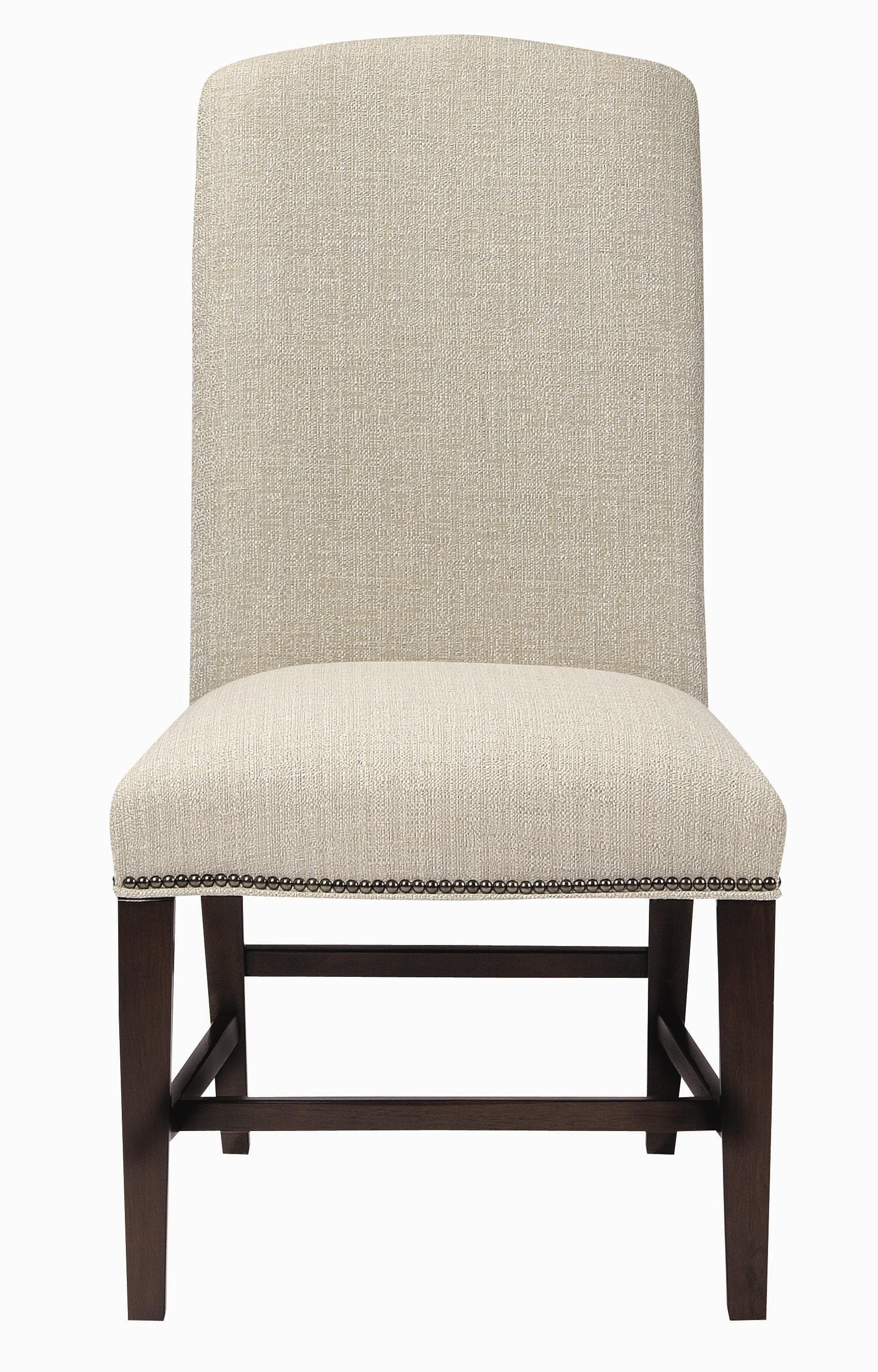 Bernhardt Interiors – Chairs Hadden Exposed Wood Side Chair For 2017 Jaxon Wood Side Chairs (View 1 of 20)