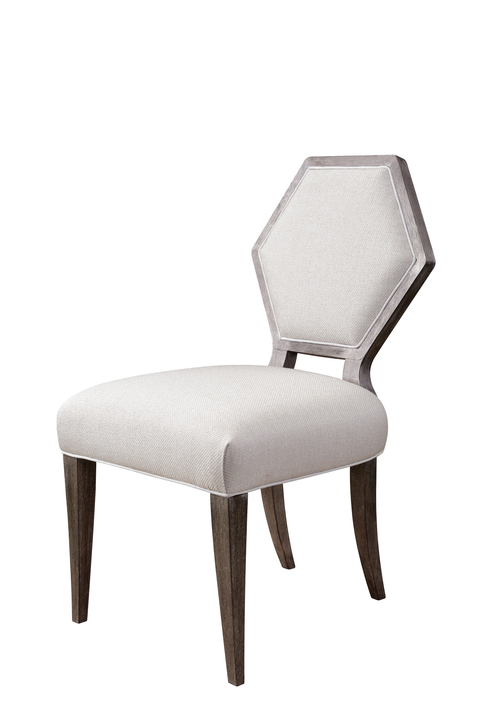 Best And Newest Logan Side Chairs For Geode Gem Druzy Side Dining Chair (View 3 of 20)