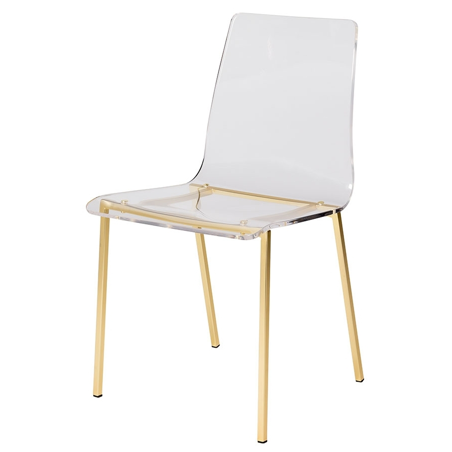 Best And Newest Modern Dining Chairs (View 12 of 20)