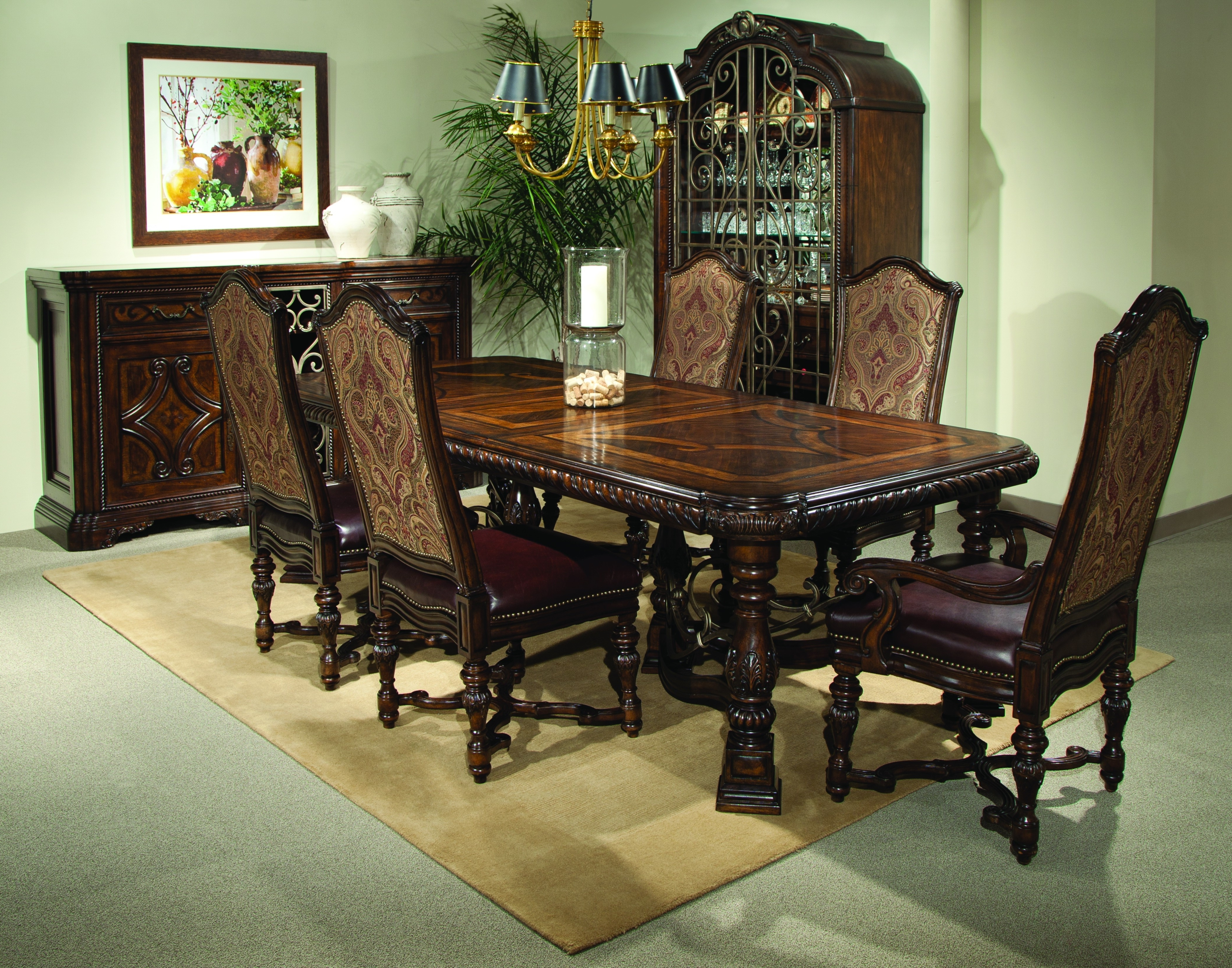 Buy Valencia Dining Setart From Www.mmfurniture (View 3 of 20)