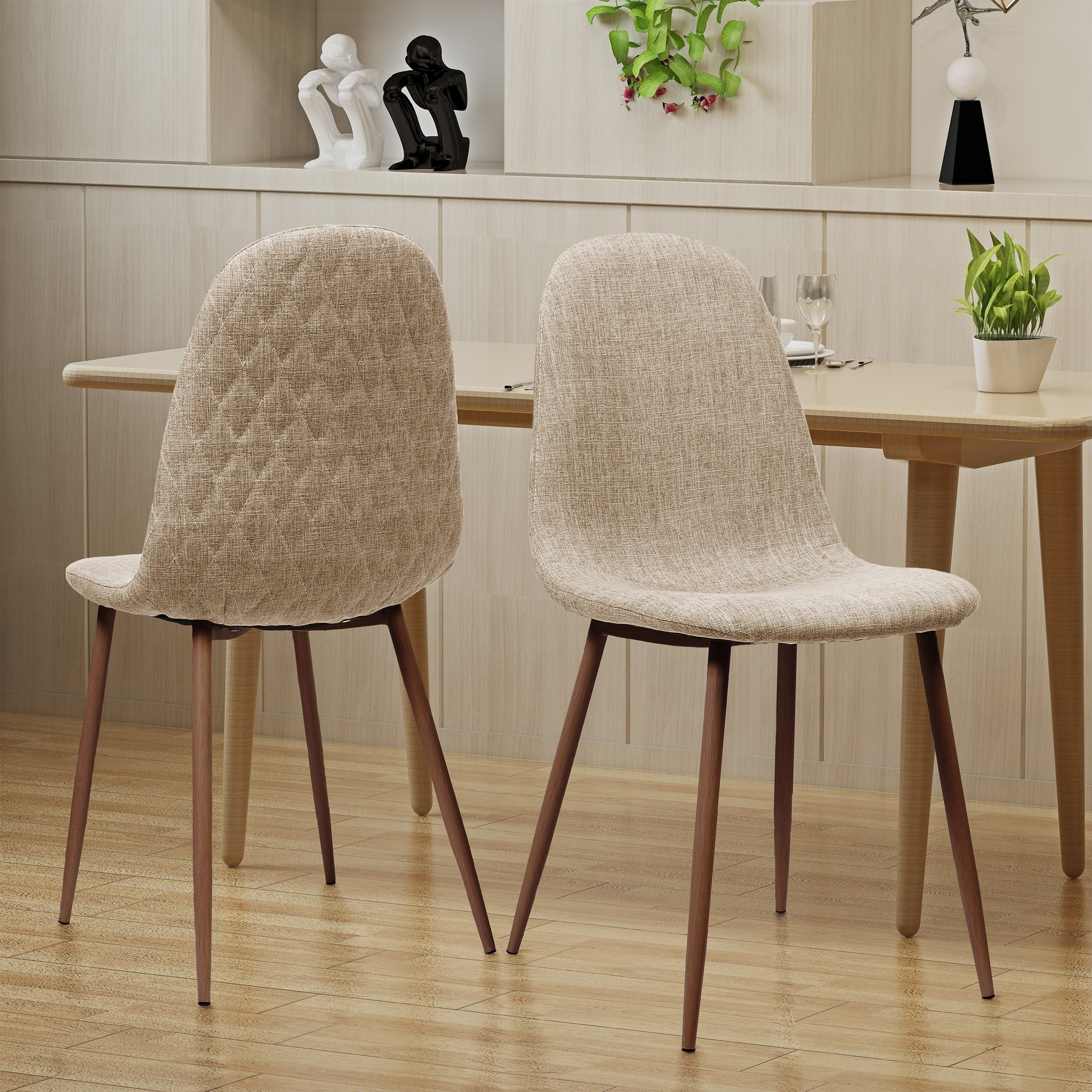 Featured Photo of Caden Upholstered Side Chairs