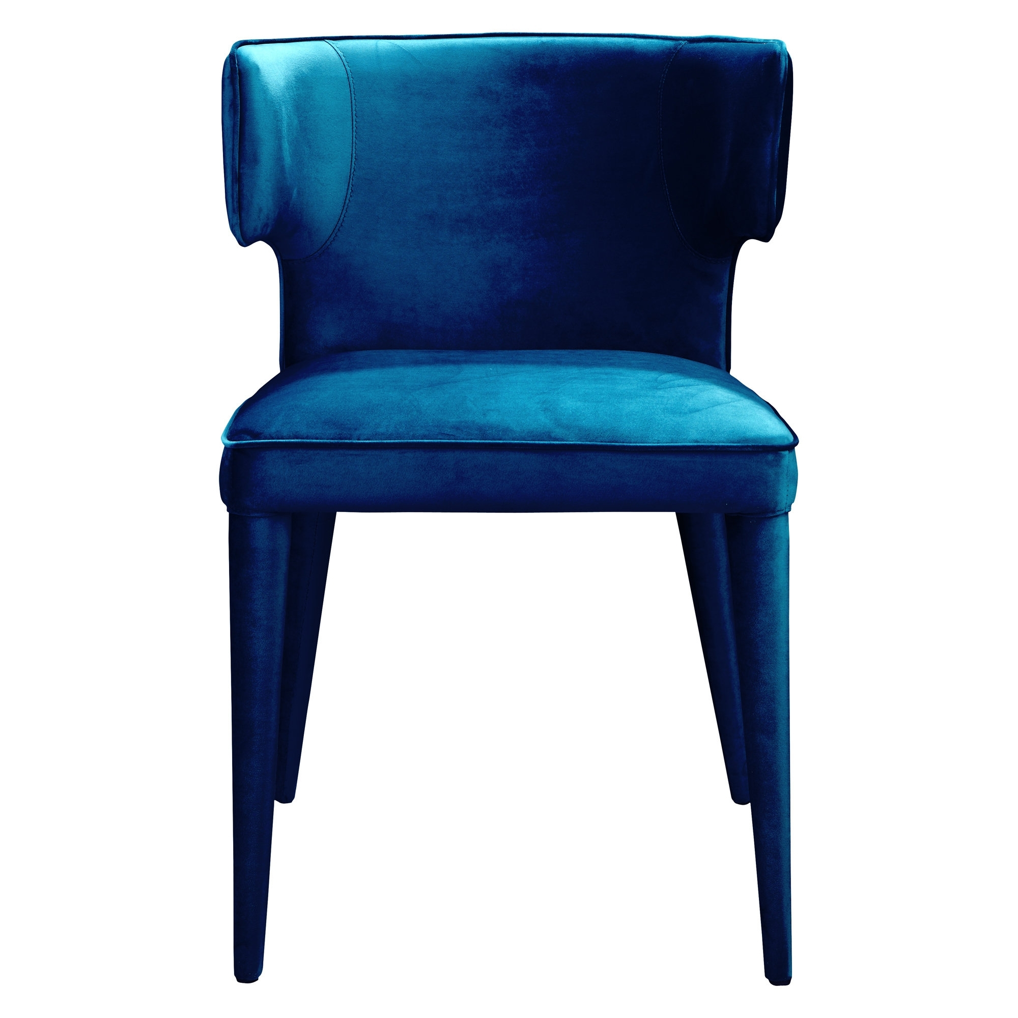 Caden Upholstered Side Chairs Within Famous Everly Quinn Kartik Upholstered Dining Chair & Reviews (View 11 of 20)