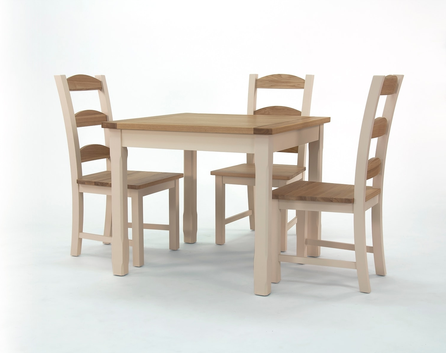 Camden Dining Table – 90Cm X 90Cm – Oak Furniture Hub Intended For Well Known Camden Dining Chairs (View 9 of 20)
