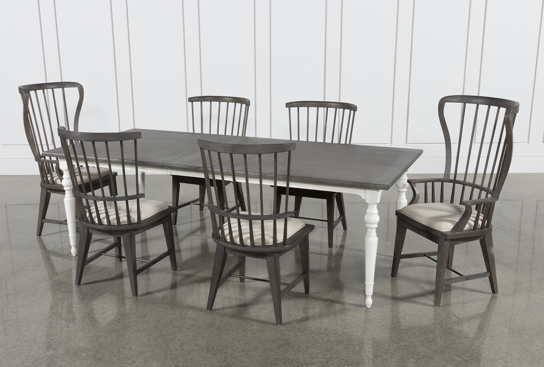 Candice Ii 7 Piece Extension Rectangle Dining Set (View 3 of 20)