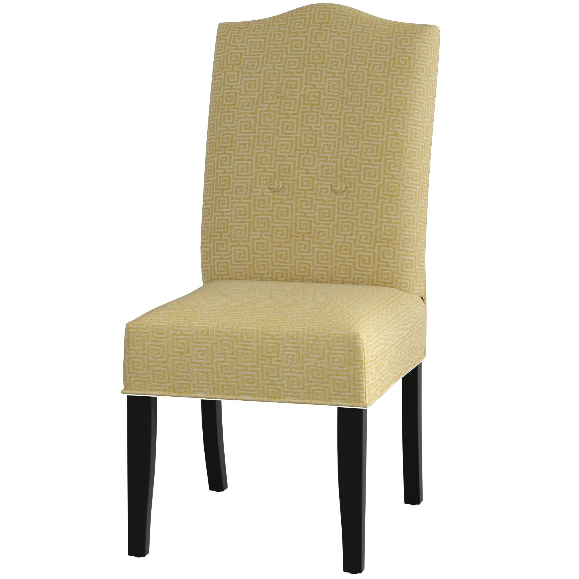 Candice Ii Upholstered Side Chairs With Well Known Hekman Candice Upholstered Dining Chair (View 12 of 20)