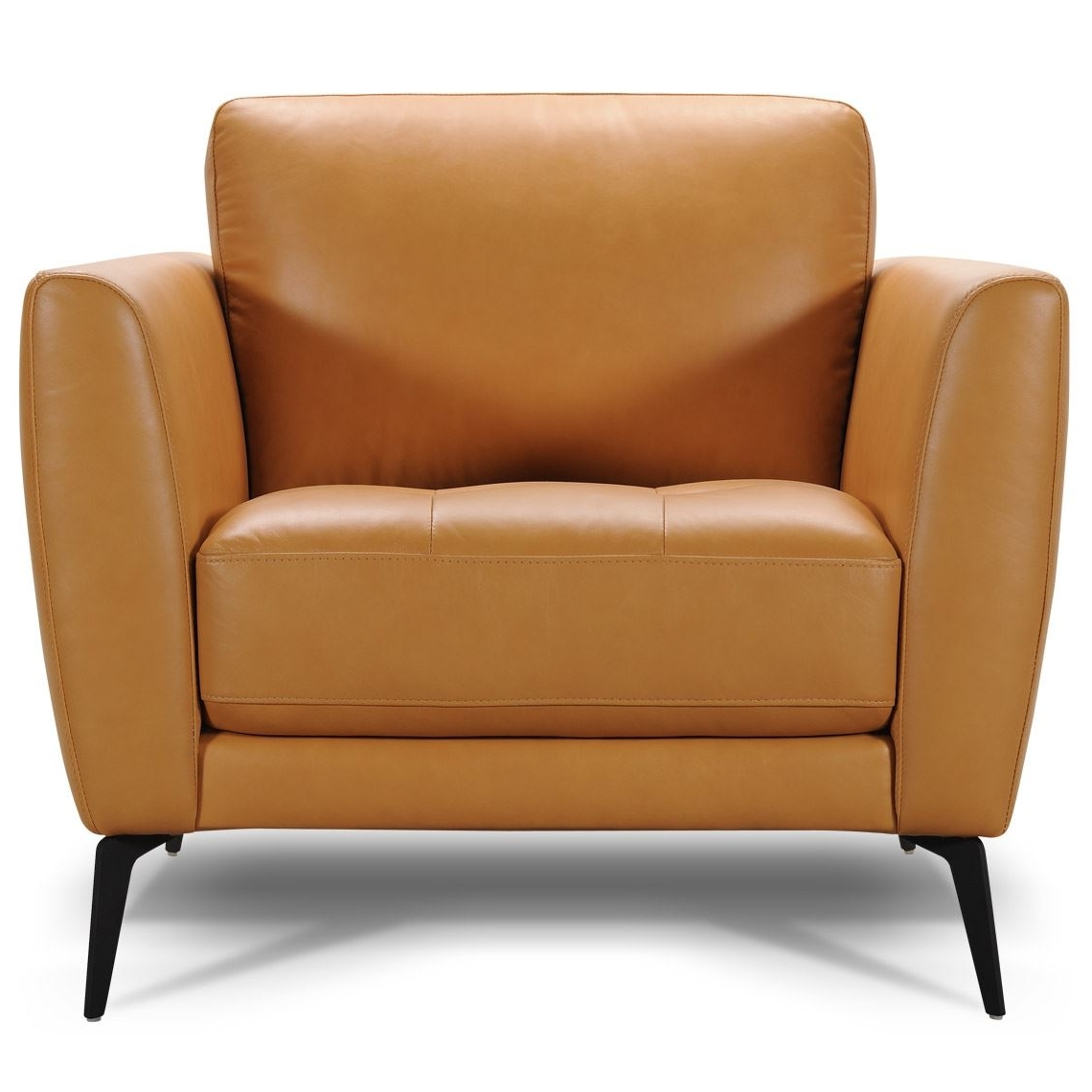 Caramel Attica Armchair (View 6 of 20)