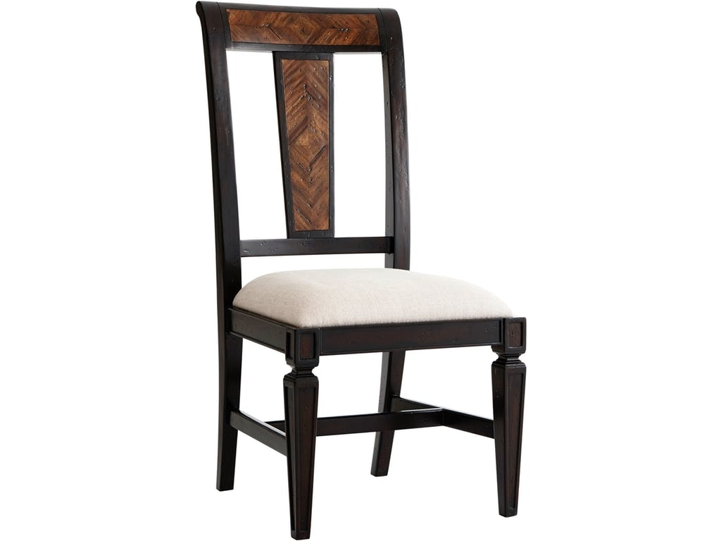 Carrigg's Of Carmel With Trendy Carmel Oak Side Chairs (View 2 of 20)