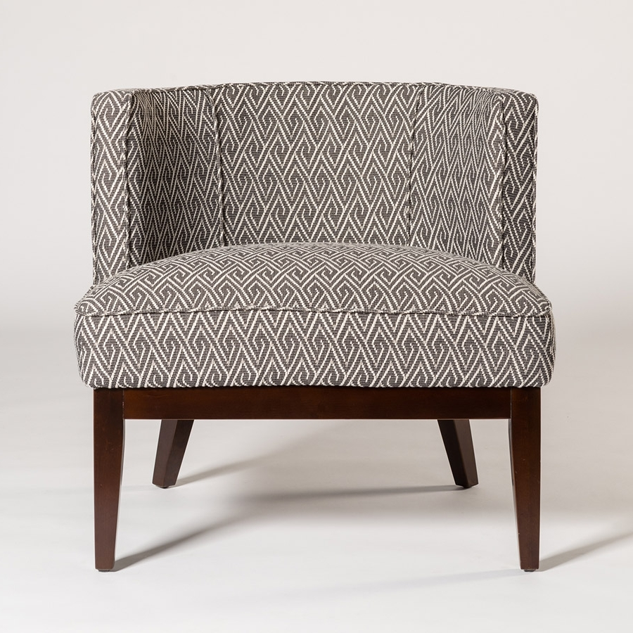 Chandler Occasional Chair – Alder & Tweed Furniture With Regard To Favorite Chandler Wood Side Chairs (View 19 of 20)