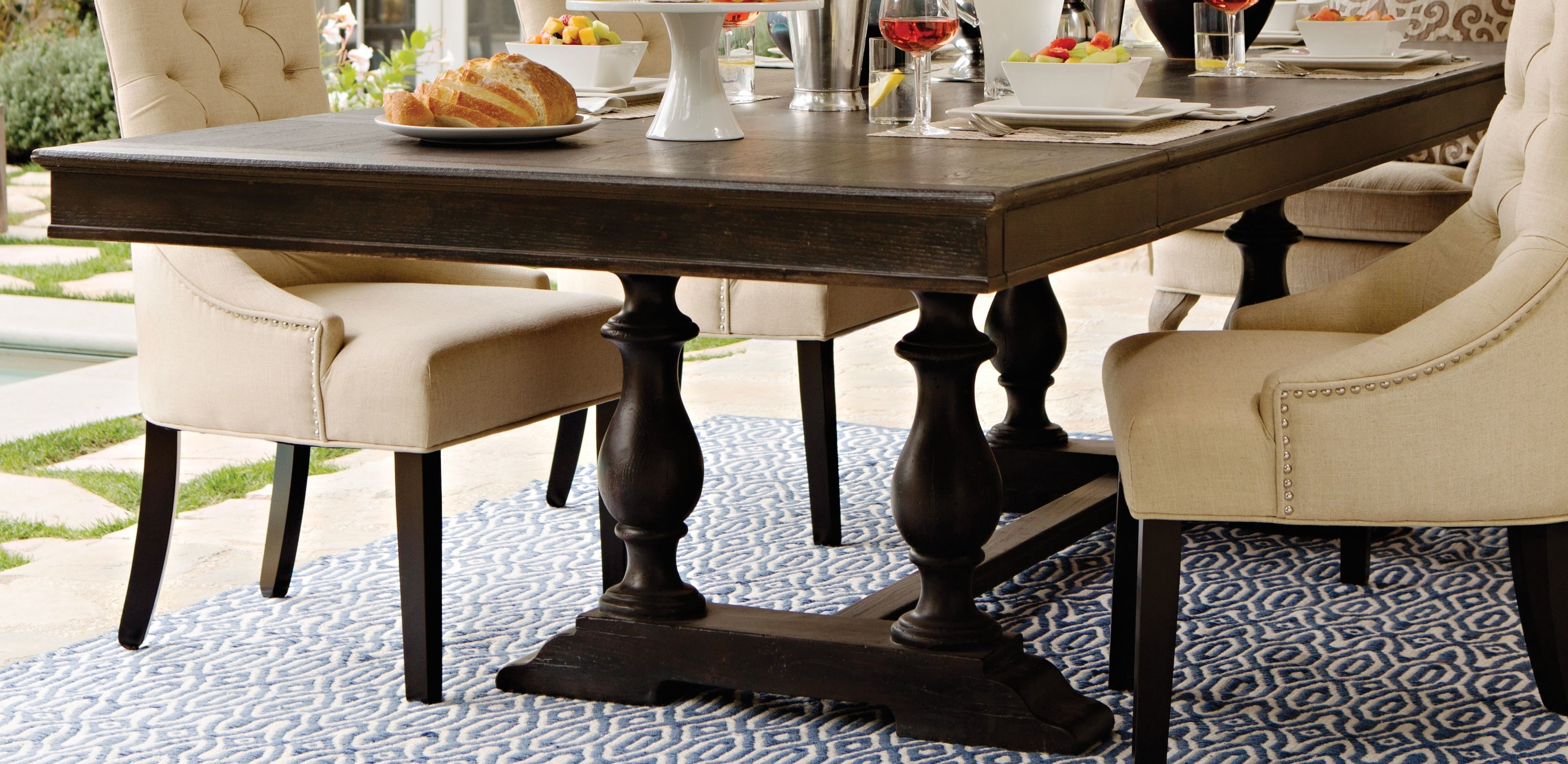 Chapleau Extension Dining Table (View 4 of 20)