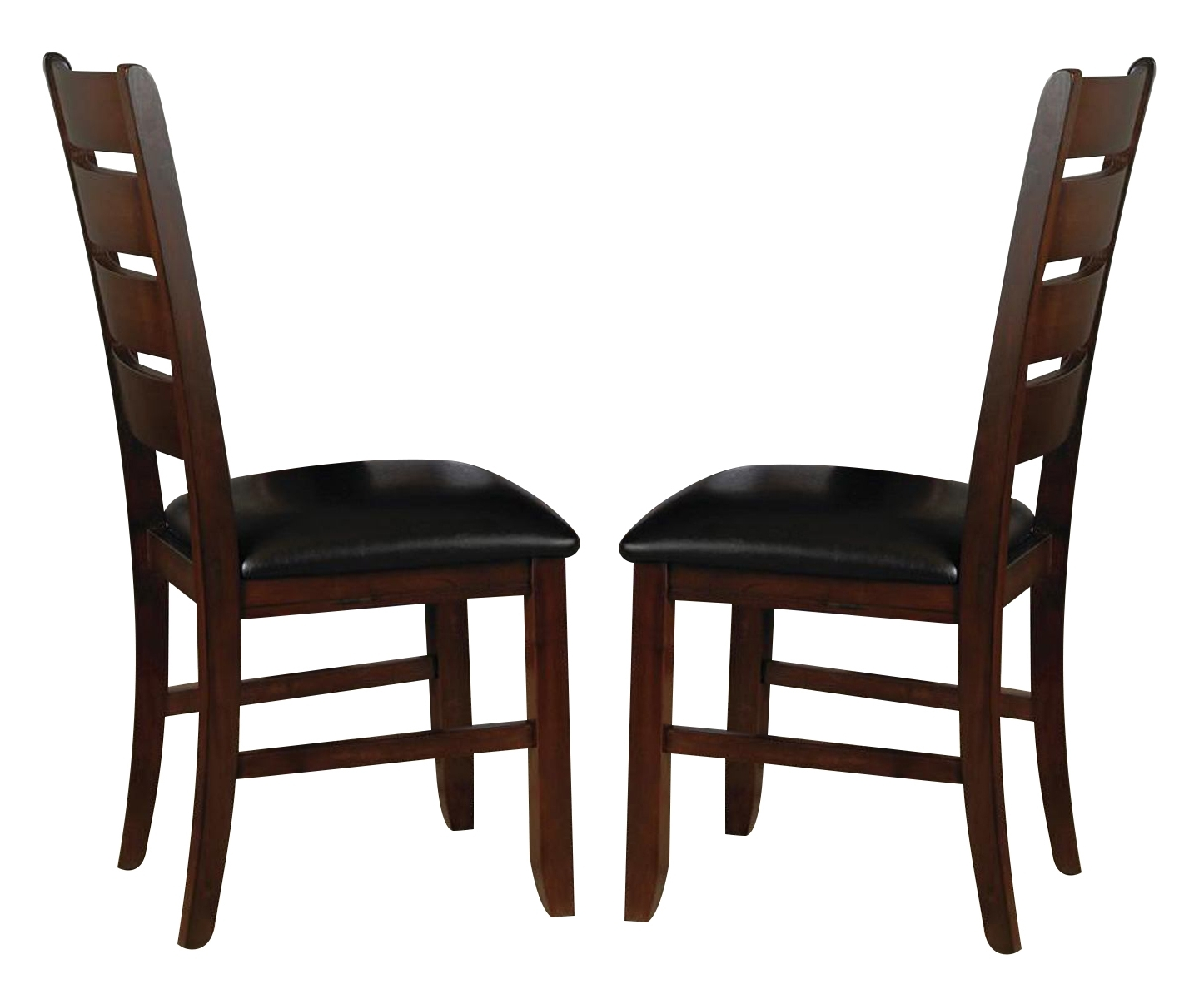 Crown Mark Bardstown Side Chair In Espresso (Set Of 2) 2152S For Most Current Bardstown Side Chairs (View 8 of 20)