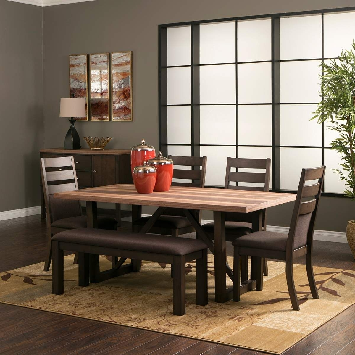 Dining Furniture, Furniture Sets And For Candice Ii Slat Back Host Chairs (Gallery 14 of 20)