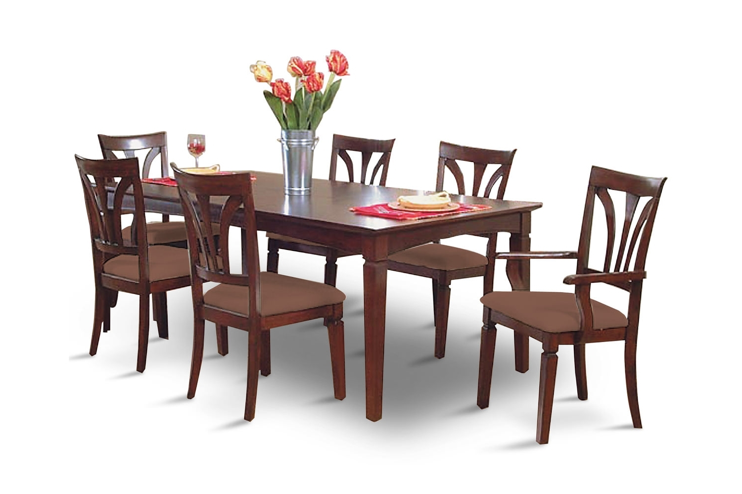 Dining Sets – Kitchen & Dining Room Sets – Hom Furniture Pertaining To Preferred Chapleau Side Chairs (View 8 of 20)