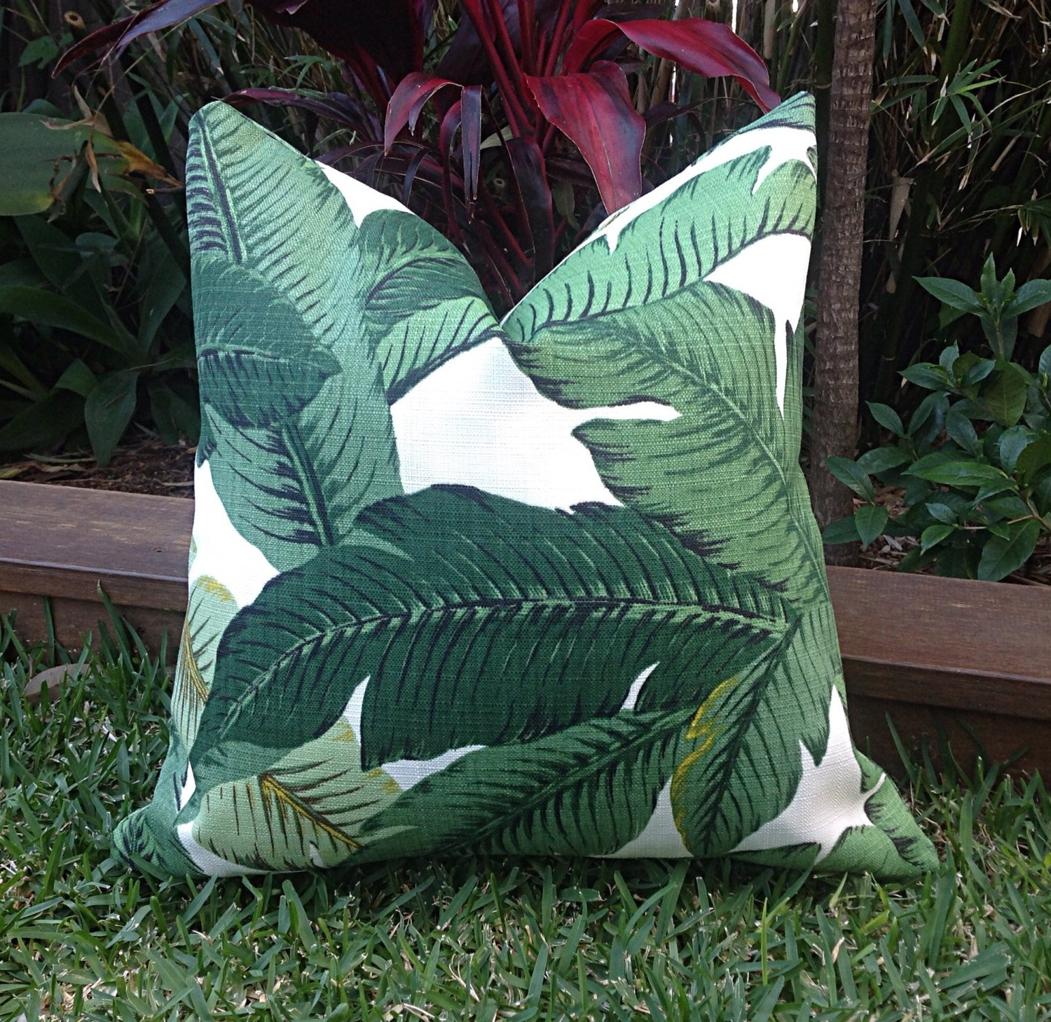 Etsy Intended For Best And Newest Banana Leaf Chairs With Cushion (View 10 of 20)
