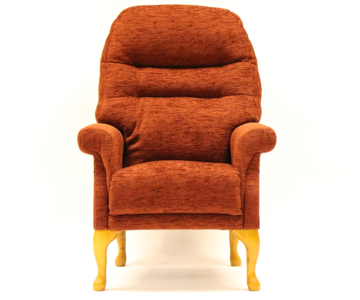 Famous Cole Ii Orange Side Chairs In Sadiq Warwick Arm Chair – Arm Chair (View 8 of 20)