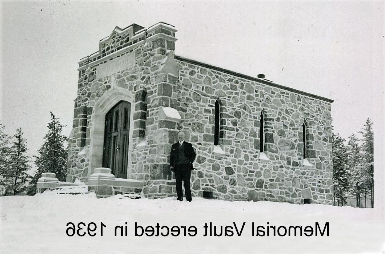 Famous The Michael J Morris Report: Brownlee Memorial Chapel Erected In Intended For Chapleau Ii Side Chairs (View 12 of 20)