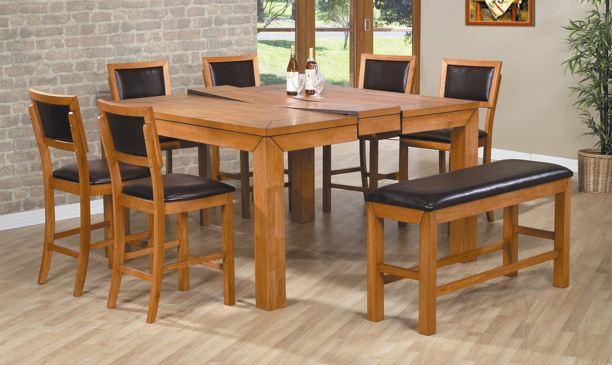 Fashionable Dining Room Table Seats 12 For Big Family (View 5 of 20)