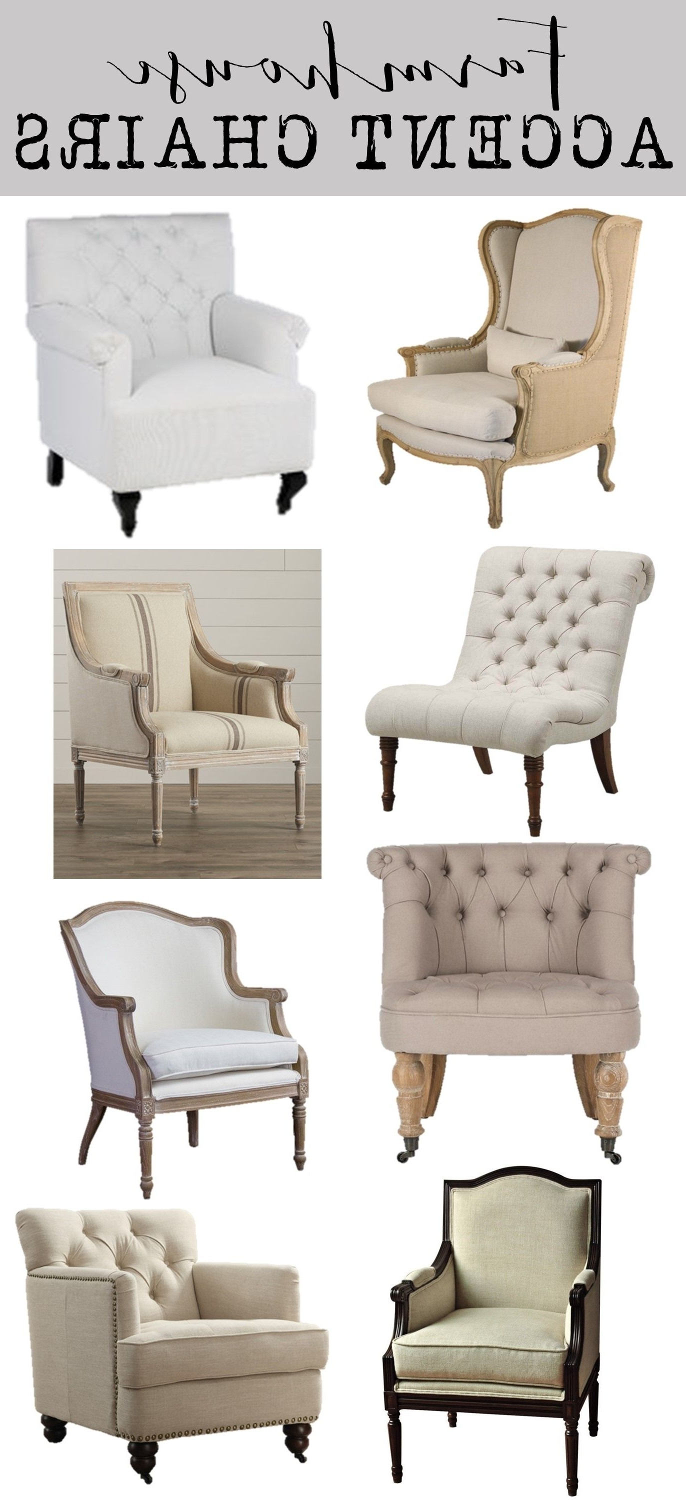 Fashionable Laurent Host Arm Chairs For Friday Favorites: Farmhouse Accent Chairs – House Of Hargrove (View 9 of 20)