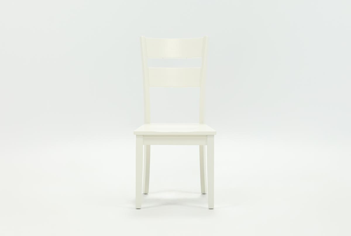 Featured Photo of Mandy Paper White Side Chairs
