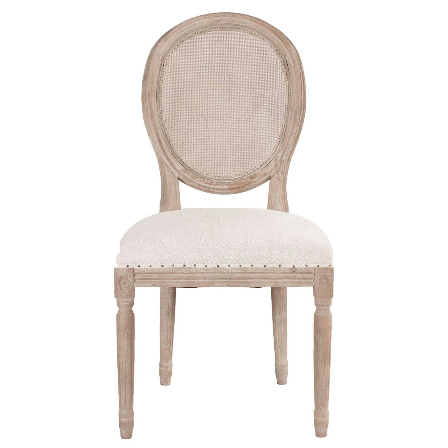 Fashionable Oliver Dining Chair (Set Of 2) Stone Wash (View 6 of 20)