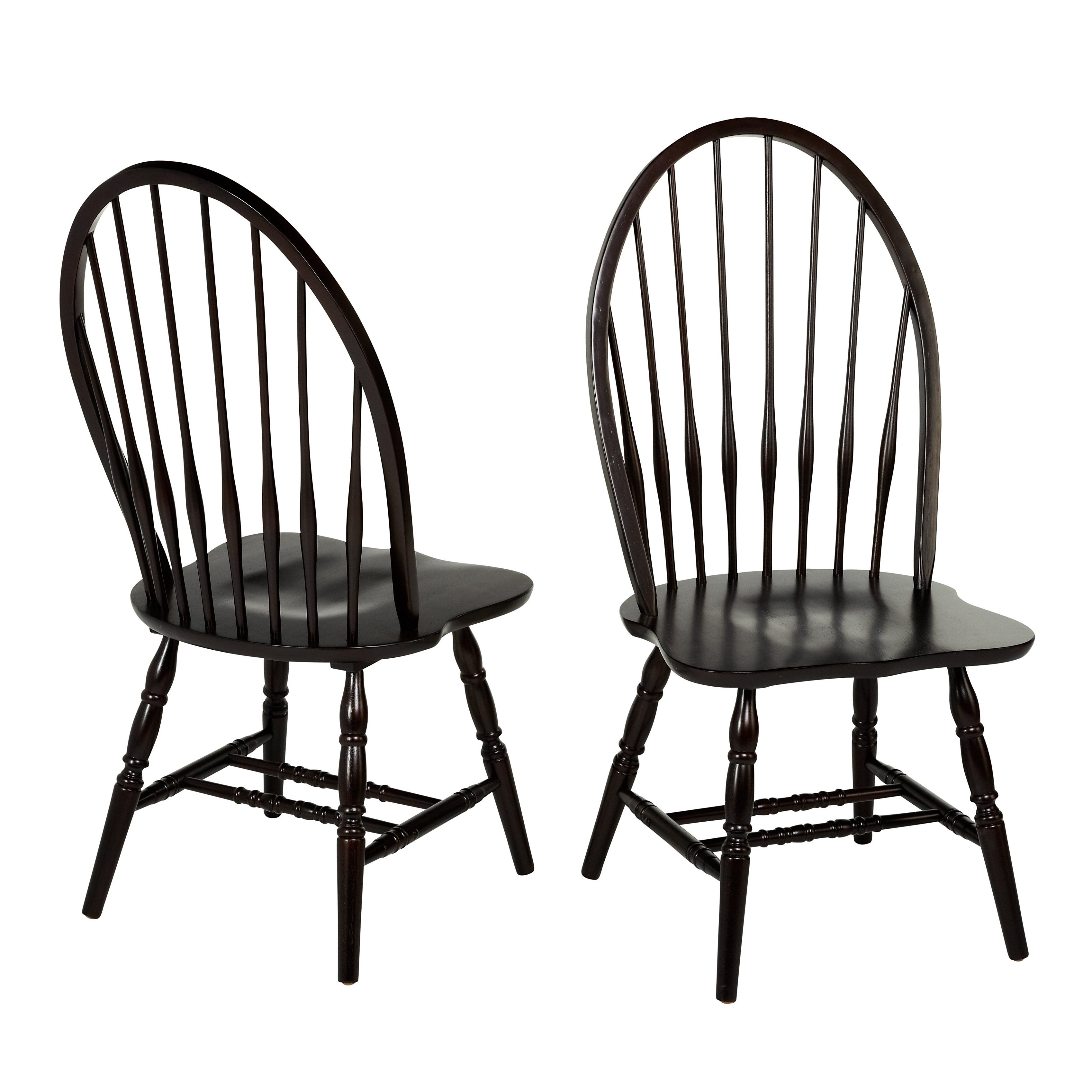 Fashionable Shop Simple Living Alexa Dining Chairs (Set Of 2) – Free Shipping In Alexa Black Side Chairs (View 9 of 20)