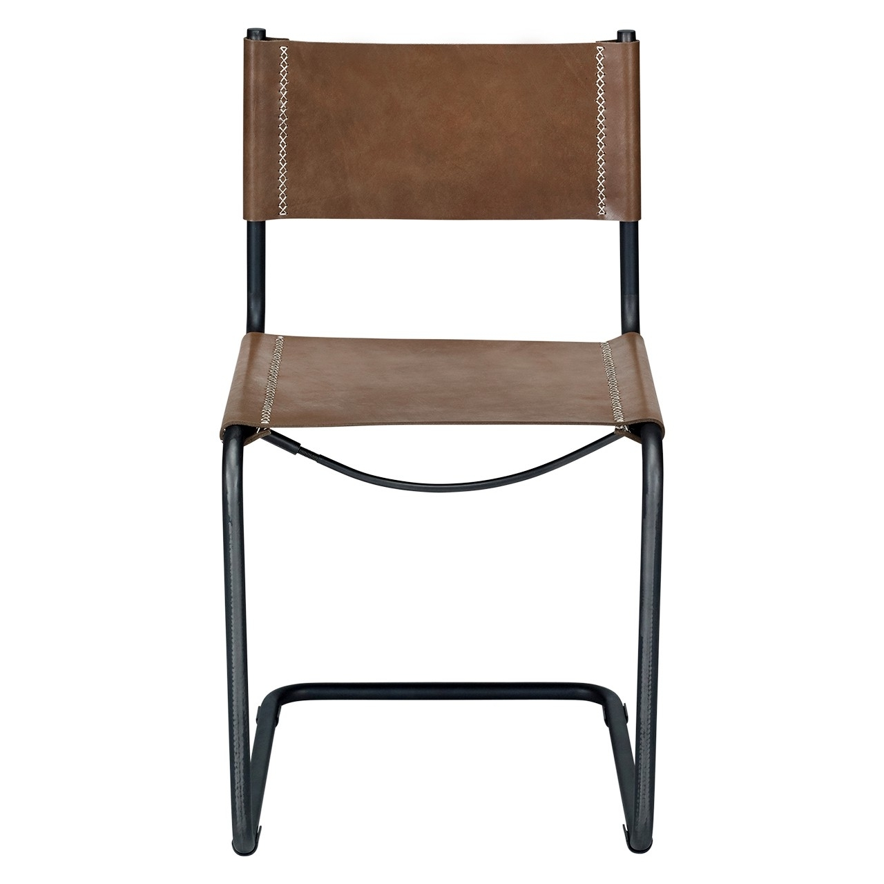 Fashionable Swing Dining Chair Brown With Helms Side Chairs (View 1 of 20)