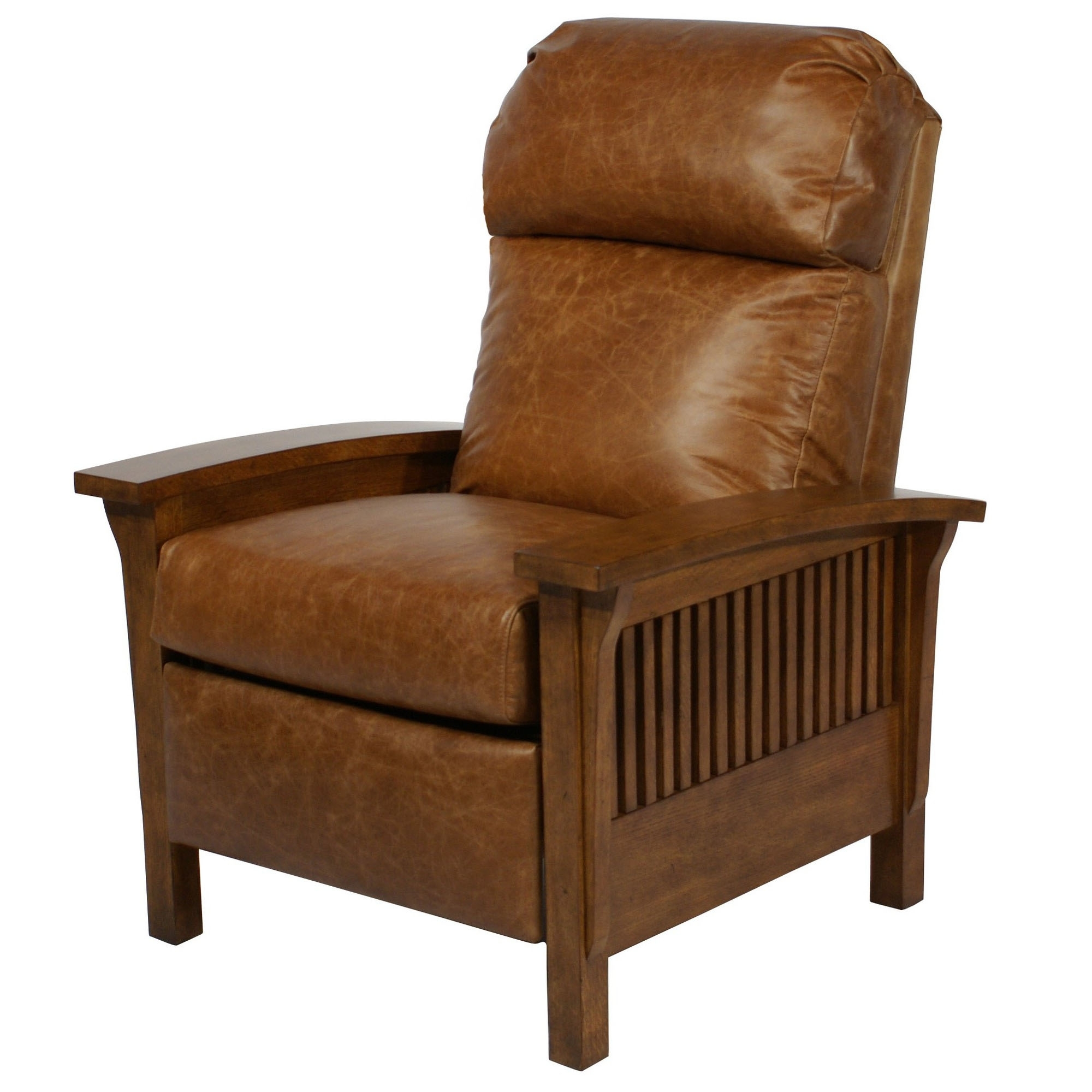 Favorite Craftsman Arm Chairs Pertaining To Barcalounger Craftsman Ii Recliner Chair – Leather Recliner Chair (View 11 of 20)