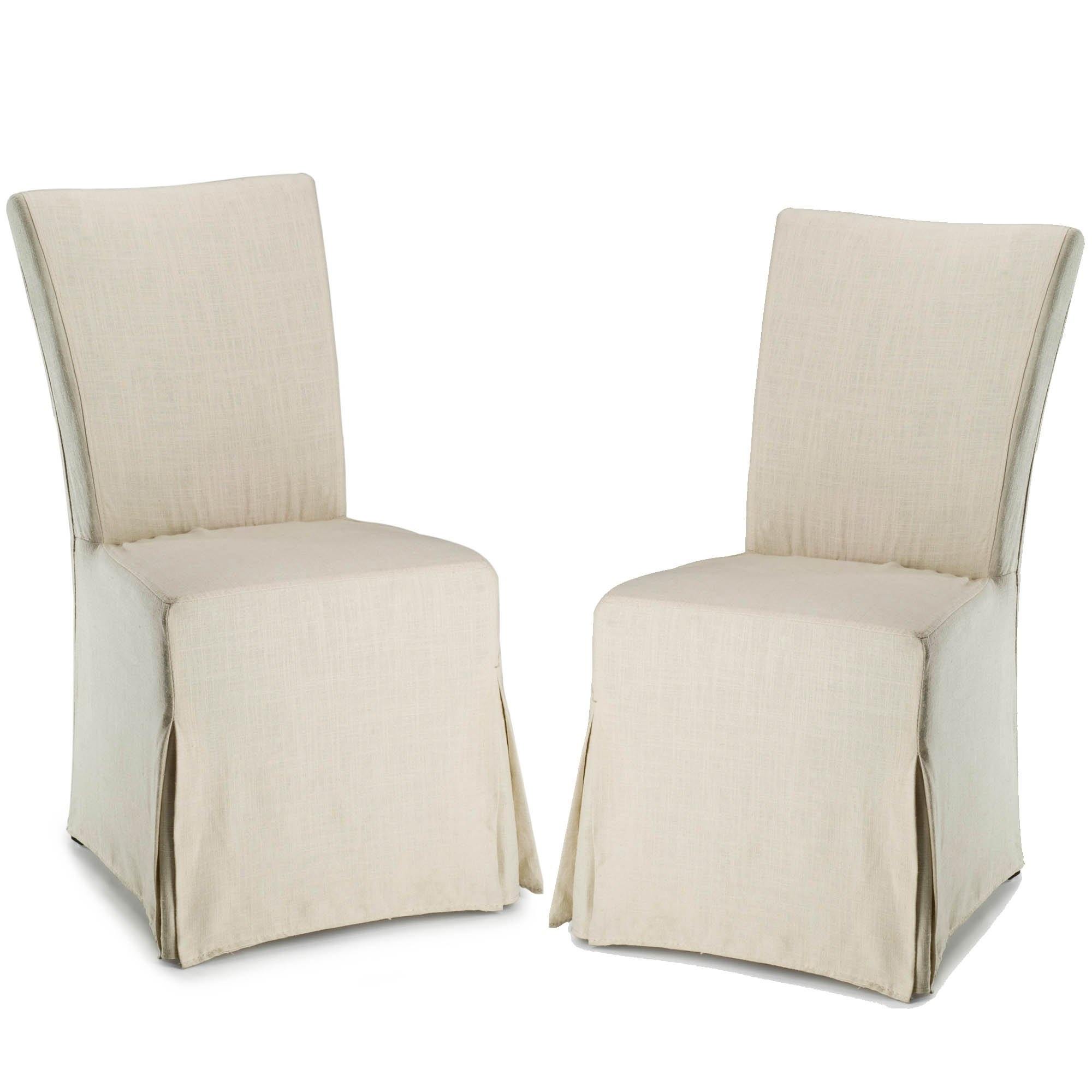 Garten Marble Skirted Side Chairs Set Of 2 In Recent Shop Safavieh Parsons Dining Slipcover Dining Chairs (Set Of 2) –  (View 3 of 20)
