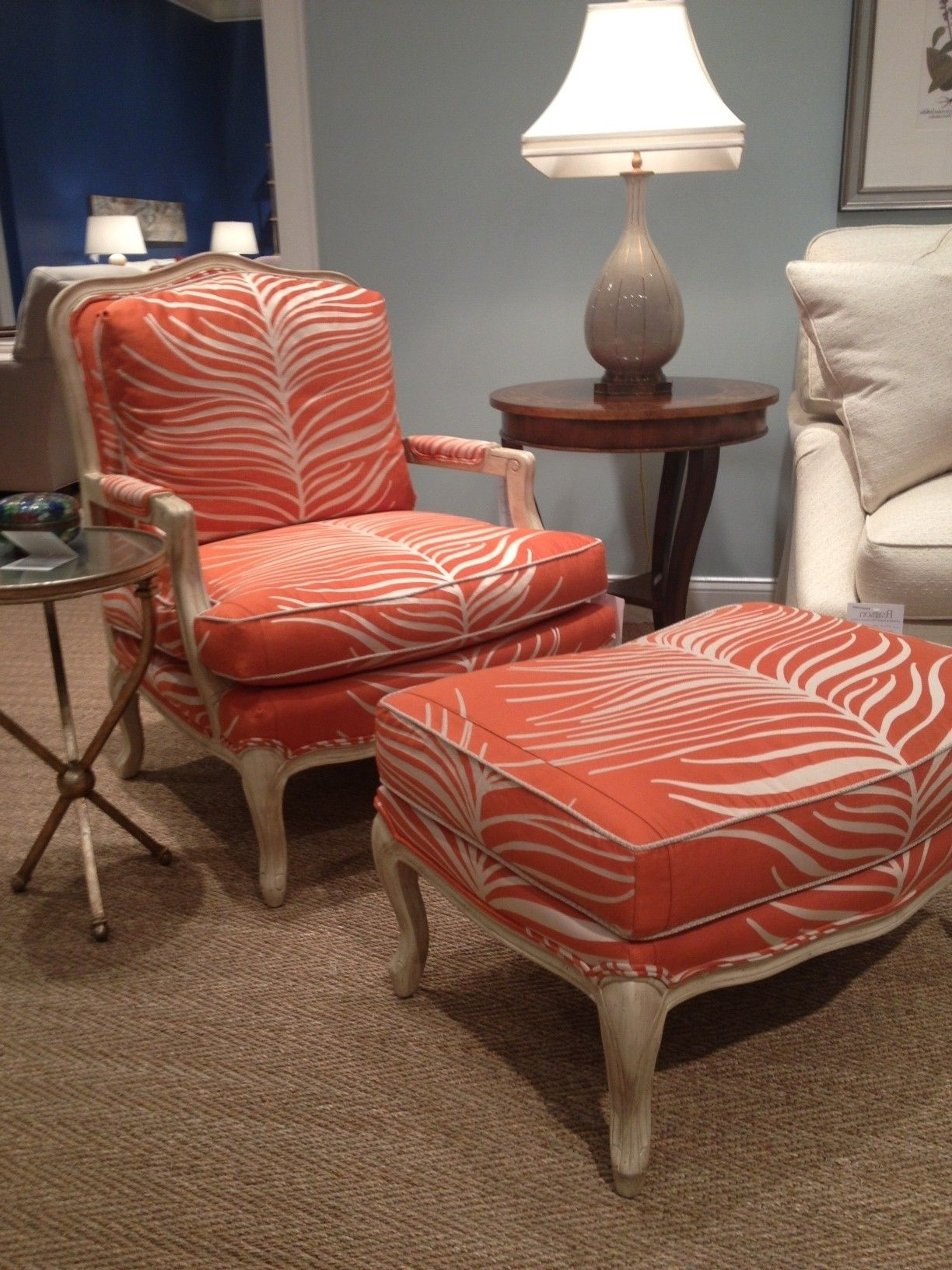 Gretchen Pertaining To Popular Pearson White Slipcovered Side Chairs (Gallery 12 of 20)