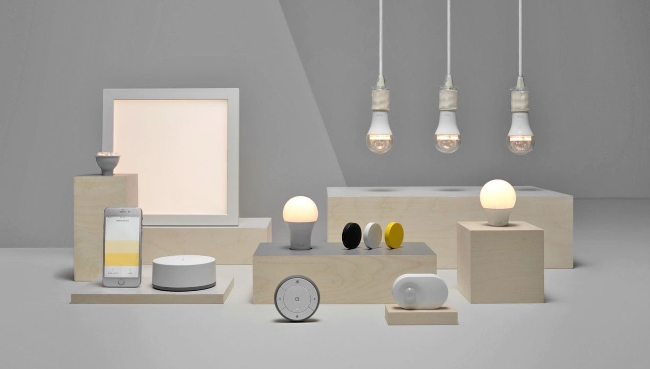 Ikea Smart Lightbulbs Get Homekit, Alexa And Google Home Support Within Recent Alexa Reef Side Chairs (View 14 of 20)