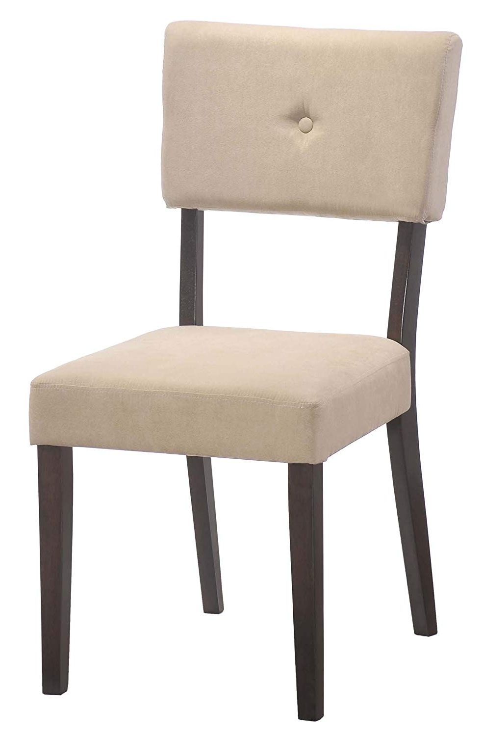 Jaxon Grey Upholstered Side Chairs Throughout Current Amazon: Contemporary Side Chair – Set Of 2 720088: Kitchen & Dining (View 7 of 20)