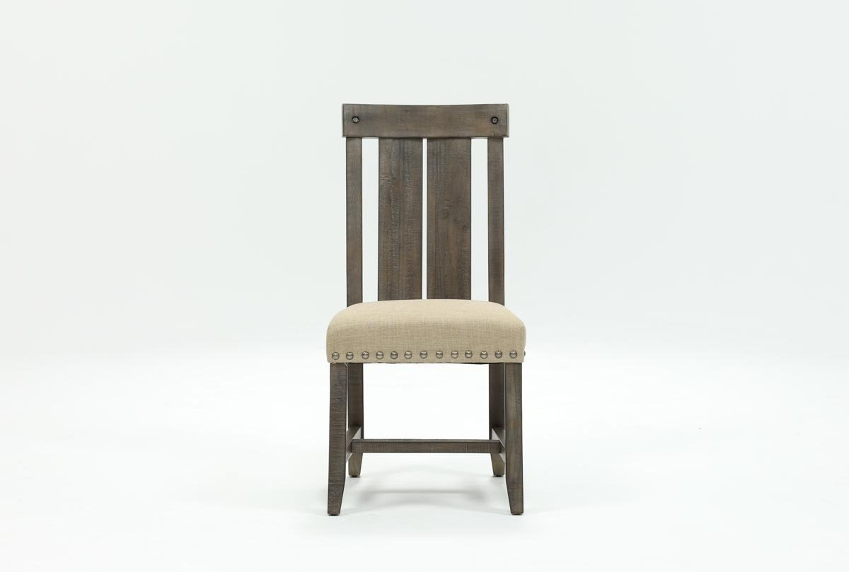 Jaxon Grey Upholstered Side Chairs With Favorite Jaxon Grey Wood Side Chair (View 9 of 20)