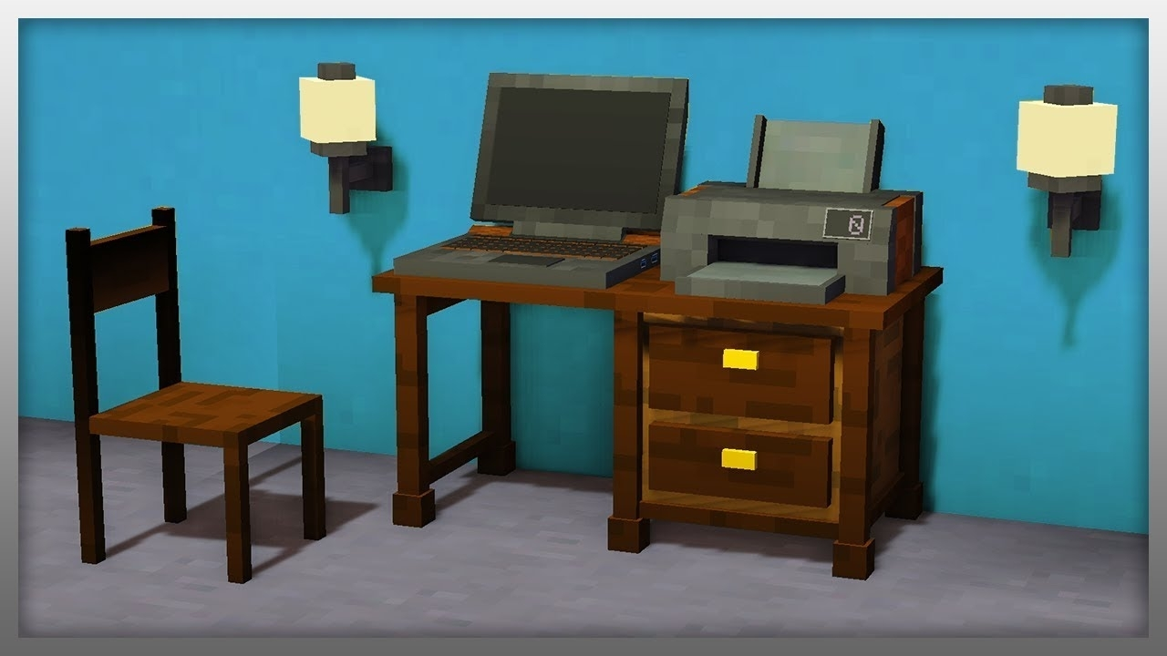 Landlust Furniture Mod 1.12.2/1.10.2 (Decorative Pieces Of Furniture Regarding Best And Newest Mod Ii Arm Chairs (Gallery 7 of 20)