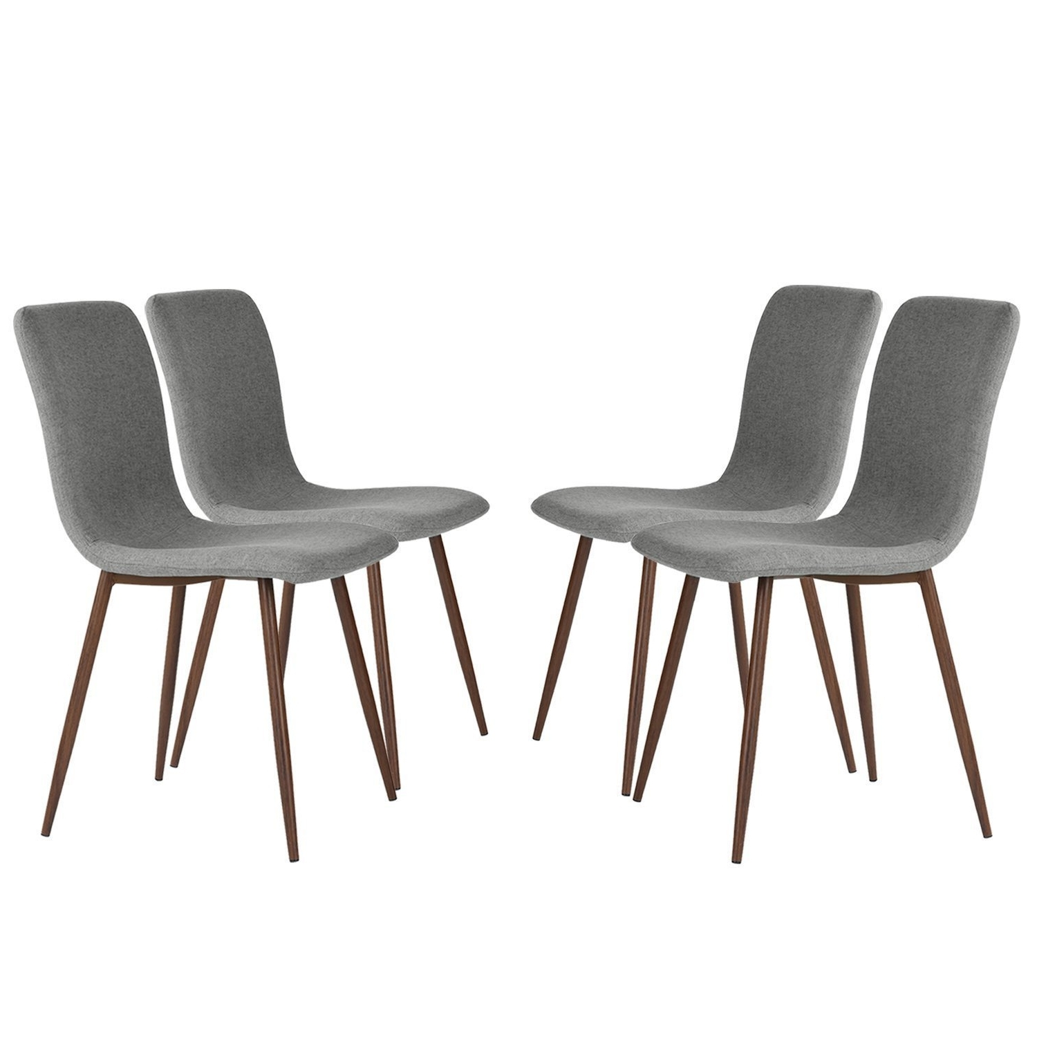 Latest Alexa Grey Side Chairs Intended For Best Rated In Kitchen & Dining Room Chairs & Helpful Customer (View 13 of 20)