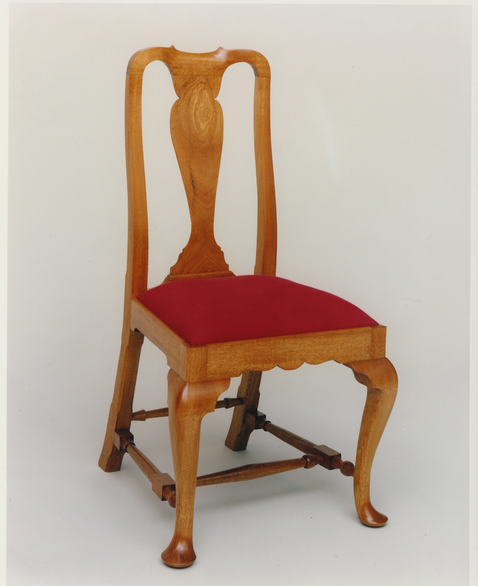 Latest Clint Side Chairs Inside Queen Anne Side Chairs – Cherry Brook Woodworks (View 14 of 20)