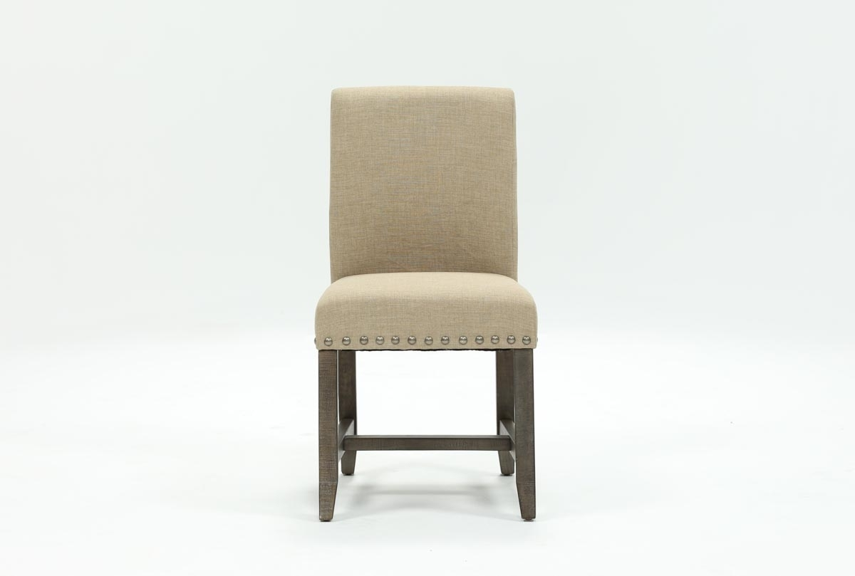 Latest Jaxon Grey Upholstered Side Chair (Gallery 1 of 20)