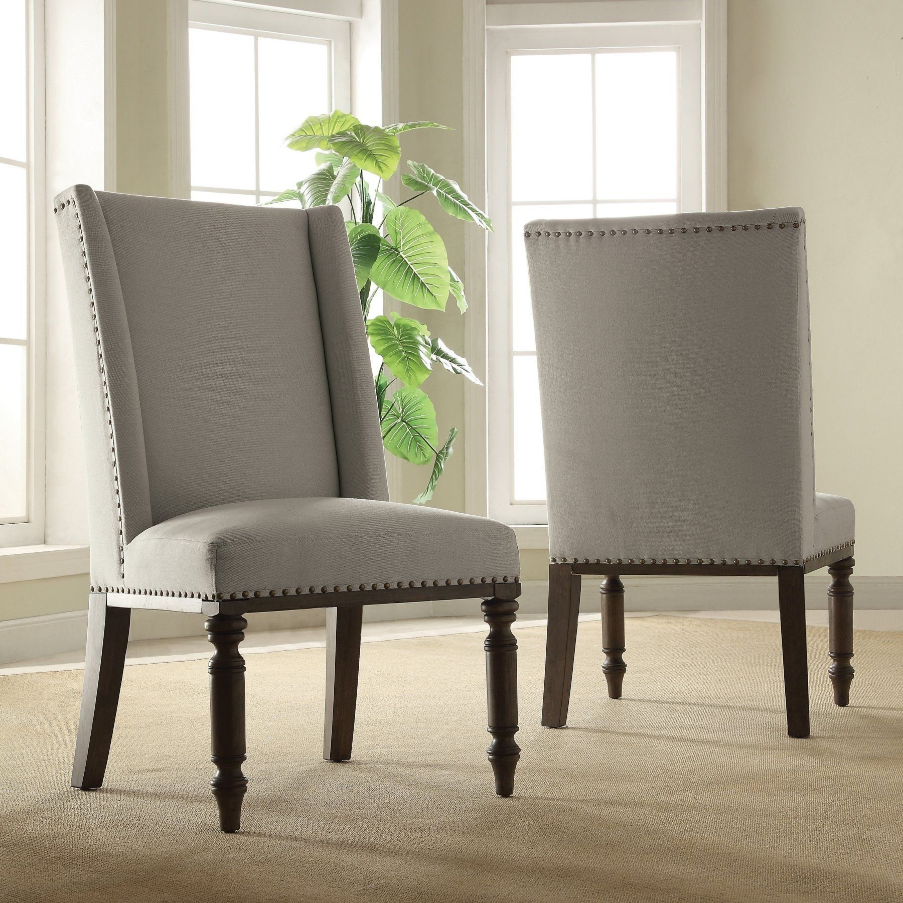 Latest Riverside Belmeade Upholstered Hostess Chairs – Set Of 2 – Rvs2940 Pertaining To Belmeade Side Chairs (View 13 of 20)