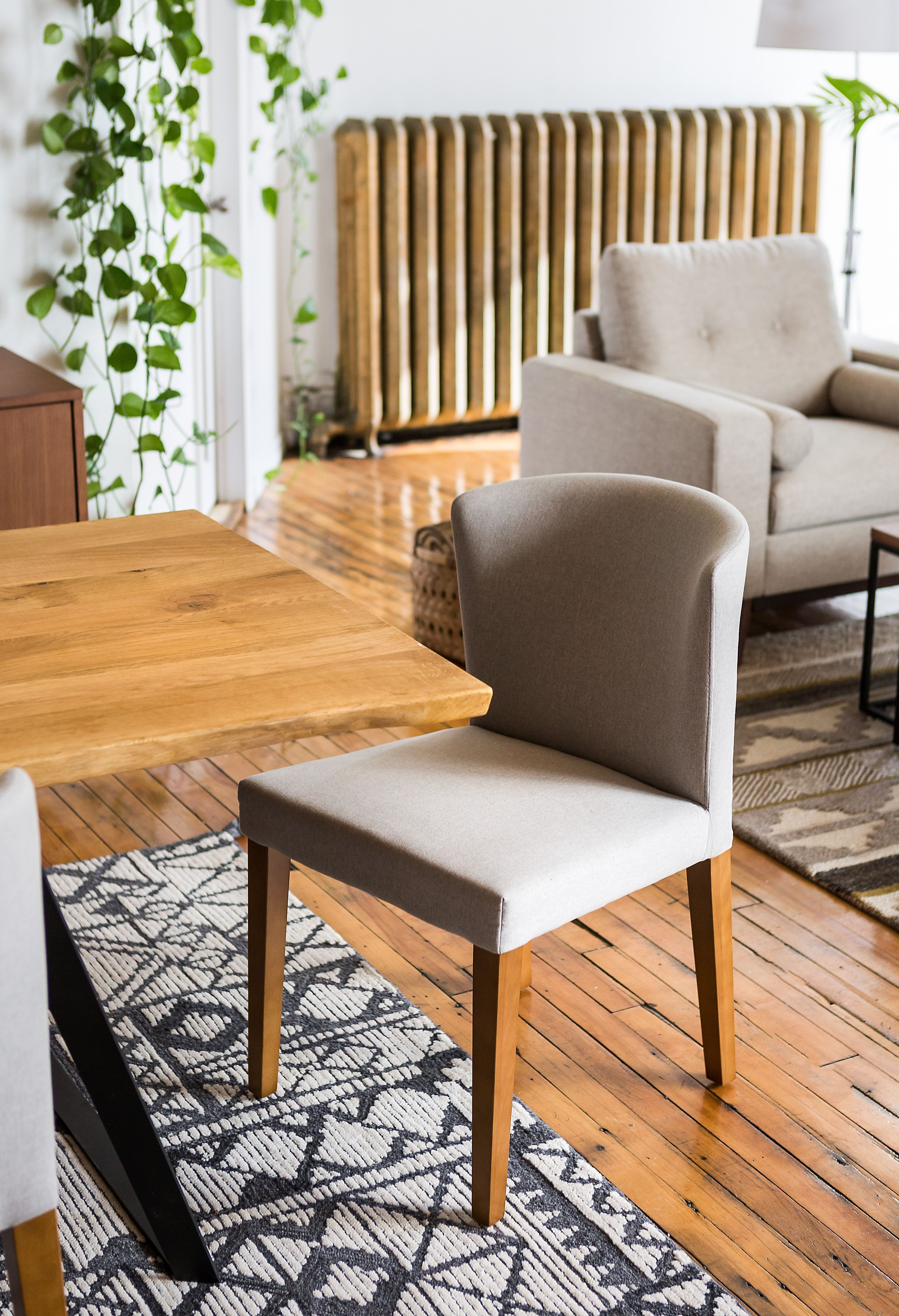 Laurent Upholstered Side Chairs Regarding Best And Newest Pindiane St Laurent On Déco (View 8 of 20)