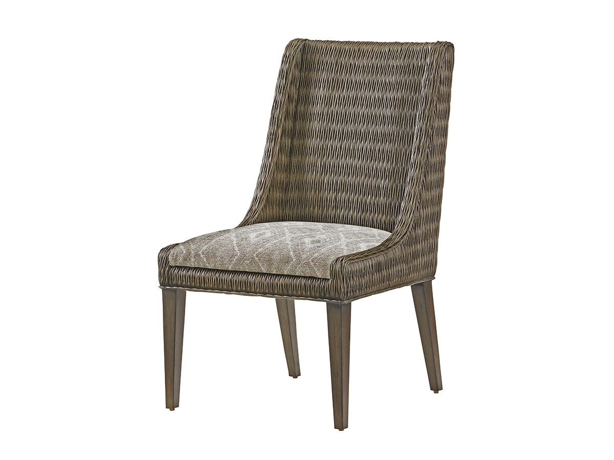 Lexington Home Brands Within Candice Ii Slat Back Host Chairs (View 7 of 20)