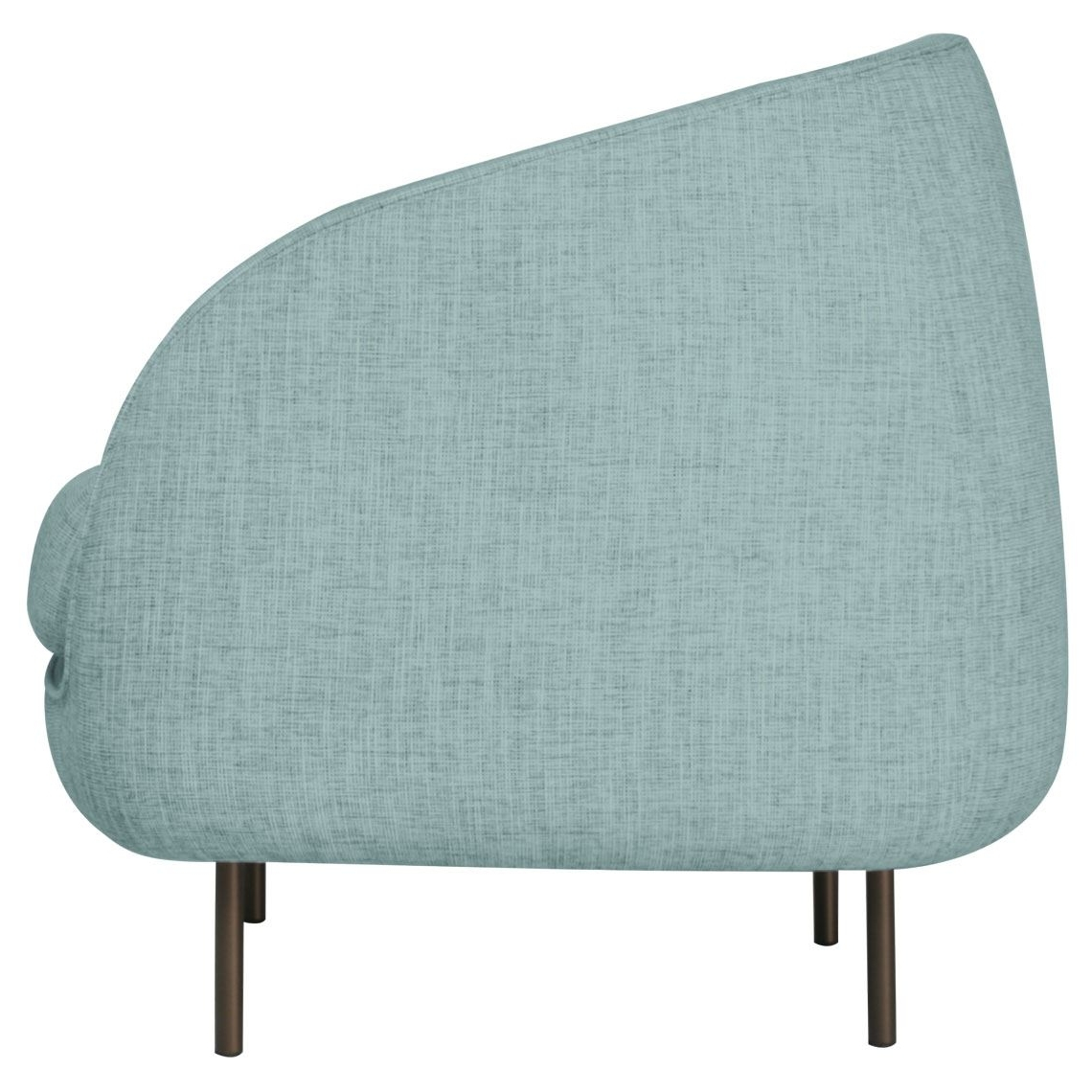 Light Grey Tubbi Chair (View 9 of 20)