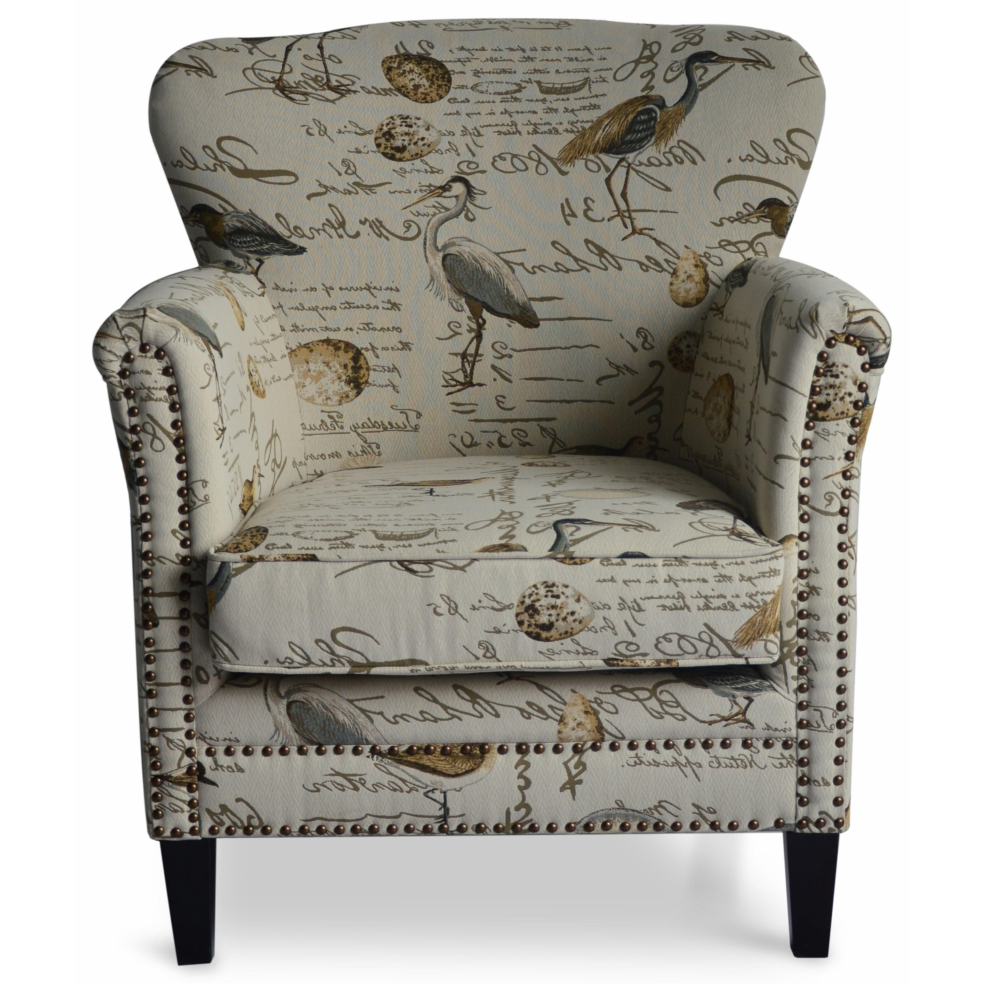Lindy's Furniture Company In Lindy Dove Grey Side Chairs (Gallery 20 of 20)