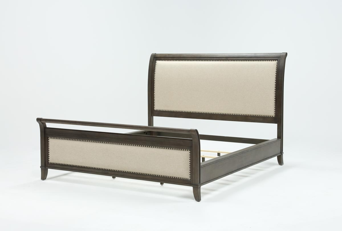 Living Spaces For Favorite Candice Ii Slat Back Side Chairs (Gallery 8 of 20)