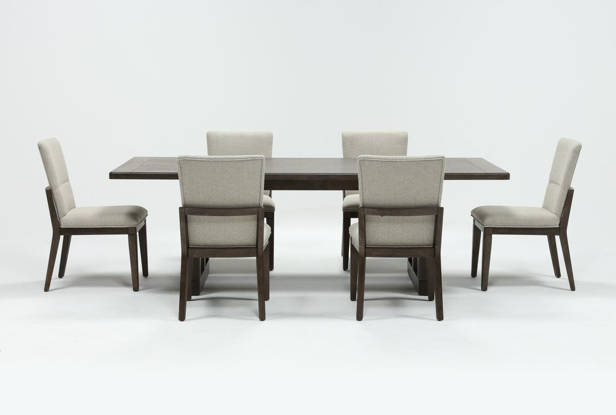 Living Spaces Regarding Helms Side Chairs (View 9 of 20)