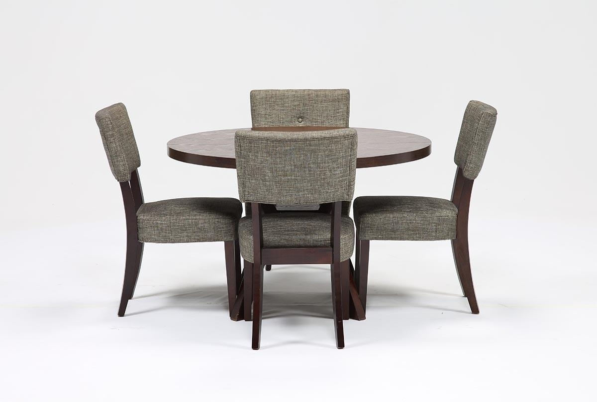 Living Spaces With Macie Side Chairs (View 15 of 20)