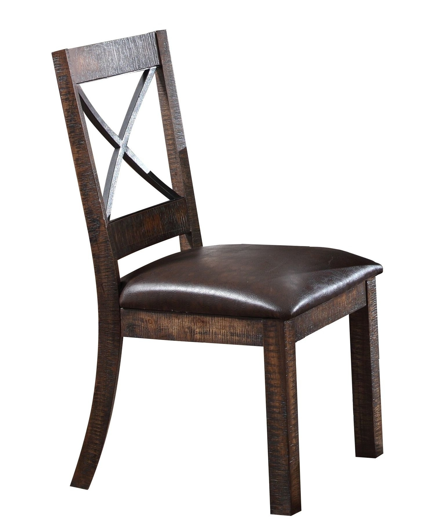 Loon Peak Carly Upholstered Dining Chair (View 12 of 20)