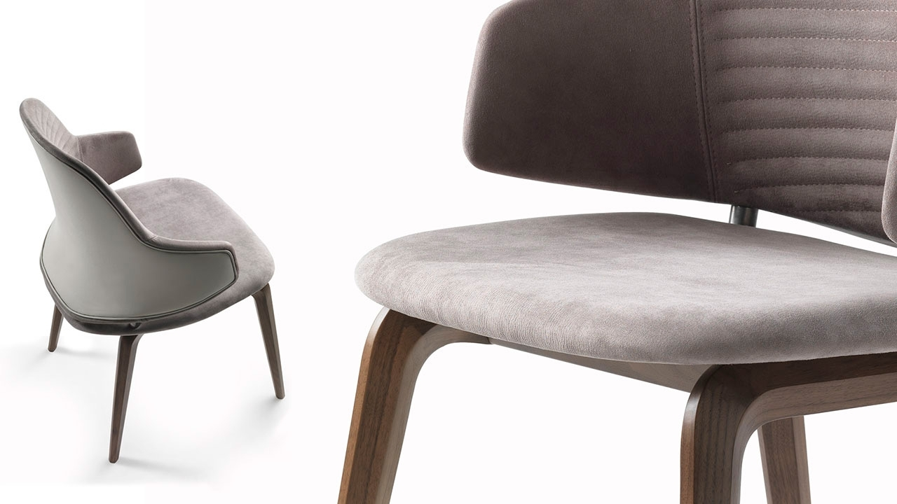Luxury Italian Designer Vela Chair – Italian Designer & Luxury With Most Up To Date Vela Side Chairs (View 19 of 20)