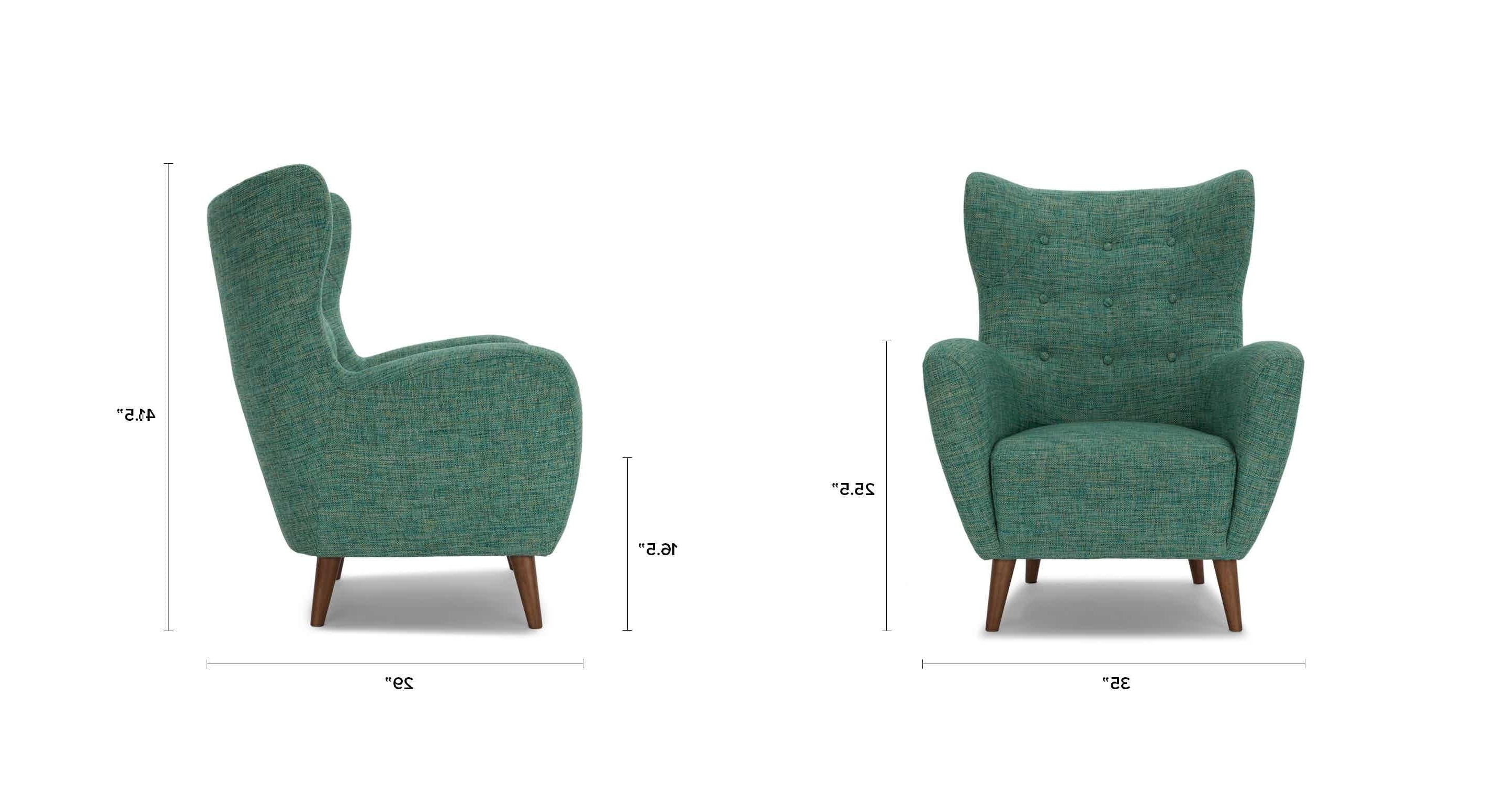 Madison Avenue, Armchairs And Upholstery Throughout Mod Ii Arm Chairs (View 16 of 20)